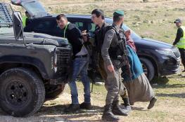 الاحتلال يعتقل 7 مواطنين من الضفة الغربية والقدس فجر اليوم