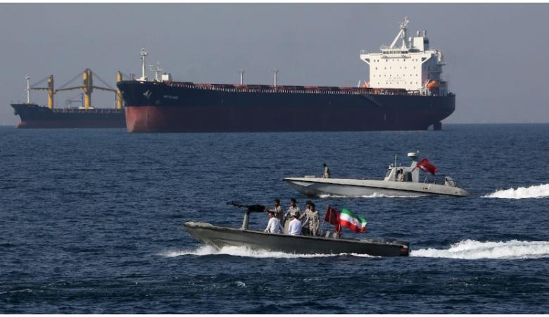 """العراق ترفض مشاركة """"إسرائيل"""" في حماية سفن الخليج"""