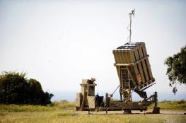 واشنطن تدعم الدفاعات الجوية الاسرائيلية بـ700 مليون دولار