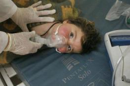 مواجهة امريكية روسية حول كيماوي سوريا