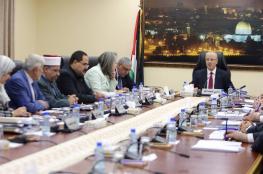 الحكومة : مستعدون لتسلم مسؤولياتنا في قطاع غزة