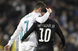 نيمار مطلوب في ريال مدريد قبل مونديال روسيا