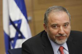 """لأول مرة.. ليبرمان يتجنب وصف """"الجثث"""" للجنود المفقودين بغزة ويقر بمفاوضات مع حماس"""