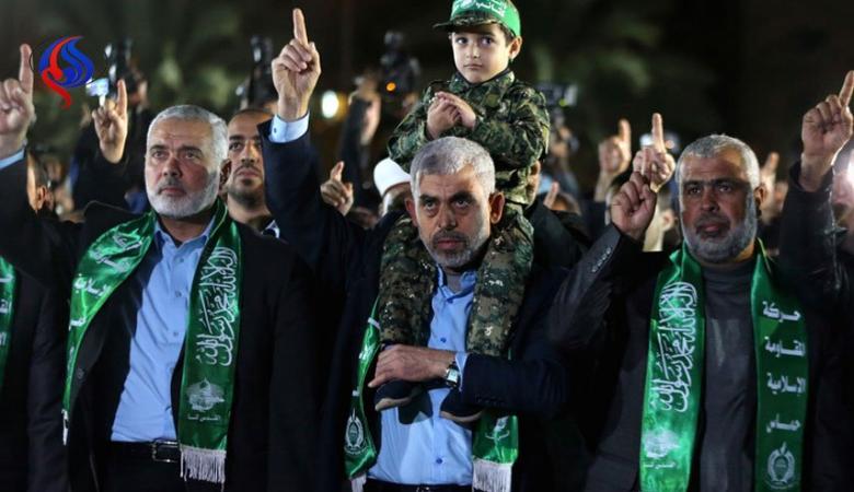 حماس تهاجم اسرائيل : تدخلكم سافر