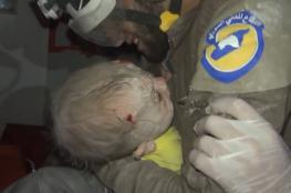 المسعف الذي هز الإعلام ببكائه على طفلة أنقذها ..اليوم قتل برصاصة في الرأس