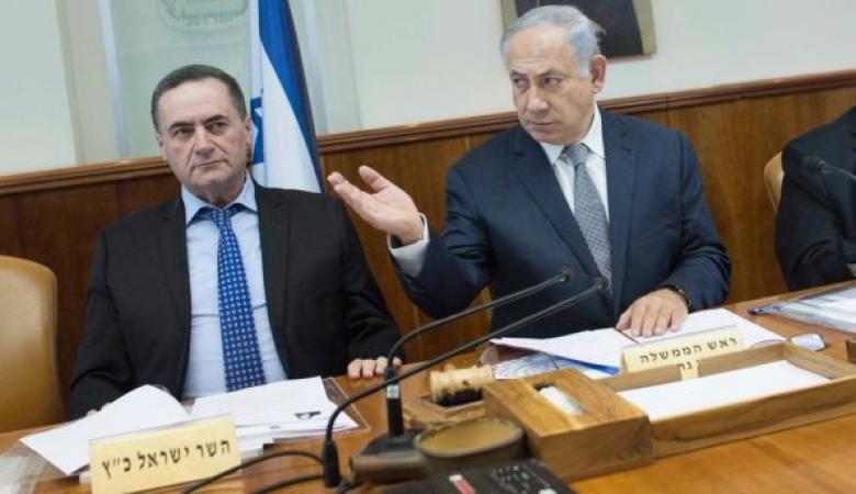 كاتس يعلن نيته الترشح كرئيس للحكومة الاسرائيلية