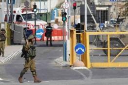 جنين : الاحتلال يمدد فتح معبر الجلمة حتى الساعة 10 ليلا