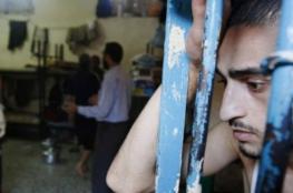 تراجع الوضع الصحي لـ5 أسرى في سجون الاحتلال