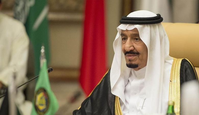 """الملك سلمان : السعودية ستواصل دعم قضية العرب الأولى """"فلسطين """""""