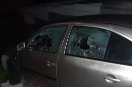 هجمات واسعة للمستوطنين في محيط نابلس ورام الله وقلقيلية