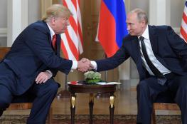 """ترامب : لهذا السبب لا انتقد الرئيس الروسي """"بوتين """""""