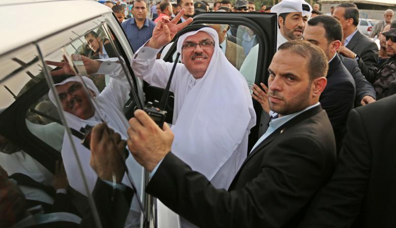 قطر تمدد المنح المالية والمساعدات المقدمة لغزة