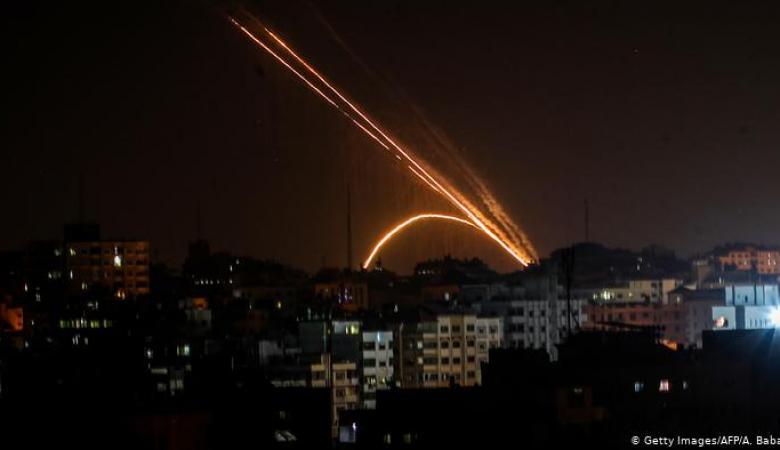 """""""اسرائيل """"  : حماس لم تطلق الصاروخين عن عبث"""