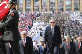 اردوغان : الجيش التركي سيصبح الأقوى في المنطقة