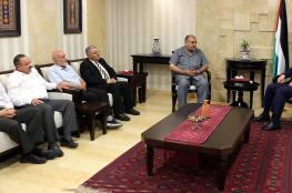 الحمد الله يلتقي وفدا من نواب التشريعي عن حركة حماس
