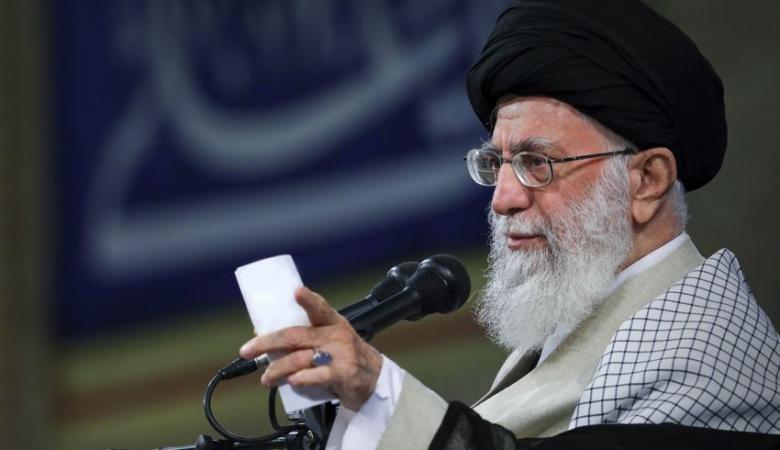 """خامنئي يصف """"إسرائيل"""" بـ""""الورم السرطاني"""" ويدعو لتحرير فلسطين"""