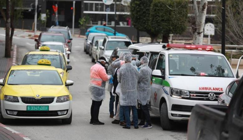 ارتفاع اصابات كورونا في فلسطين إلى 86 إصابة