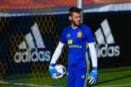 دي خيا : لن انتقل من مانشستر يونايتد الى ريال مدريد