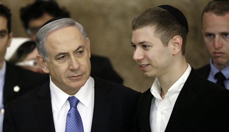 يائير نتنياهو يتضامن مع الاكراد