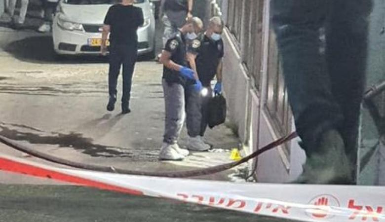 مقتل شابين فلسطينيين بجريمة اطلاق نار