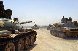 النظام السوري يسيطر على  90% من الغوطة الشرقية