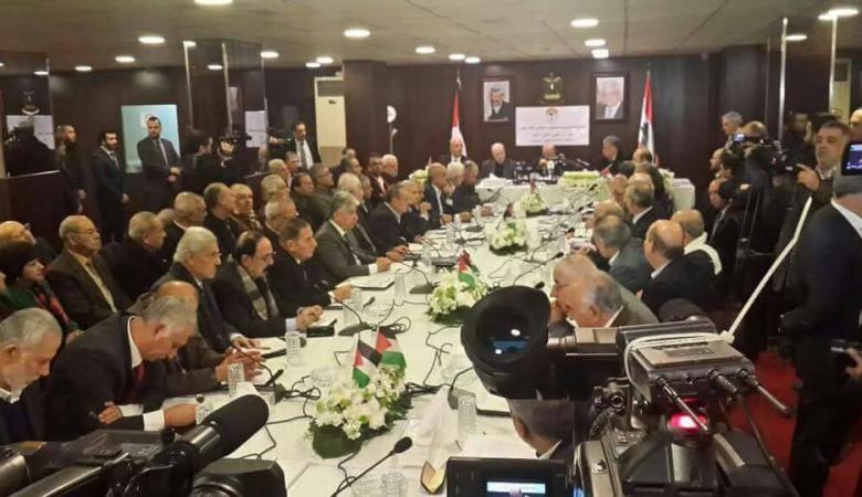 حماس : اتفاق على انشاء مجلس وطني جديد