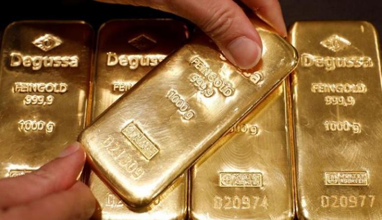 الذهب يسجل أكبر أسبوع من الخسائر