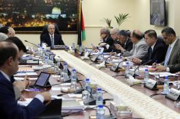 الحكومة: اسرائيل مستمرة في تقويض عملنا وندرس كافة الخيارات