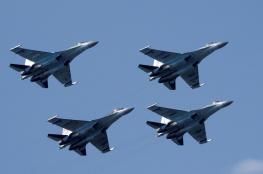 مقاتلة روسية تعترض طائرة تجسس أميركية