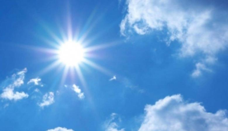 الطقس: درجات الحرارة أعلى من معدلها بحدود 11 درجة