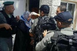 اتهام ام لأربعة اطفال بمحاولة قتل جنود اسرائيليين بالقدس