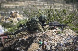 إصابة جنديين من جيش الاحتلال بجروح شمال البيرة