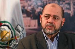 """وفد من حماس يصل """"موسكو """" لبحث القضية الفلسطينية"""