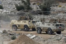 """قبيلة مصرية تثأر بقتل 4 مسلحين من """"بيت المقدس"""""""