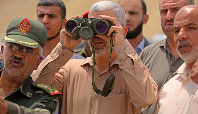 اسرائيل تهدد باسقاط حكم حماس في الحرب المقبلة