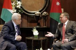 العاهل الأردني يهاتف الرئيس مطمئنا على صحته ويبحثان آخر التطورات
