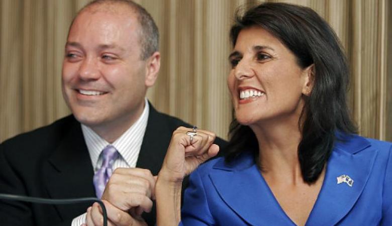 سفيرة ترامب في الامم المتحدة تقيم حفلا استثنائيا وصاخبا للدول التي صوتت لصالح الاعتراف بالقدس عاصمة لاسرائيل