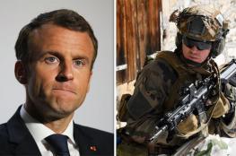 التحالف يعترف : قوات فرنسية متواجدة في سوريا وتخوض معارك