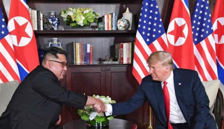ترامب يكشف تفاصيل رسالة جديدة من زعيم كوريا الشمالية