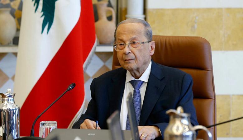 عون: لبنان ملتزم بالدفاع عن سيادته في وجه الاعتداءات الإسرائيلية