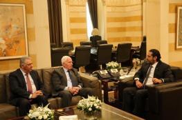 الأحمد يلتقي بالحريري ويؤكد : لا ازمة مع لبنان