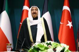 الكويت : جهودنا متواصلة لاحتواء الازمة الخليجية