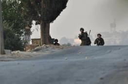 إصابة شاب بالرصاص الحي واعتقال آخر في بيت ريما شمال رام الله