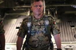العاهل الاردني : لا عملية عسكرية وشيكة  في سوريا