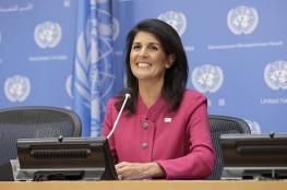 سفير فلسطين في الامم المتحدة يهاجم سفيرة اميركا : كذابة وتمارس التضليل