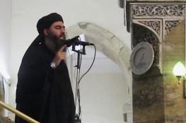 """شاهد ...صحيفة تركية تنشر صورة حديثة لزعيم تنظيم داعش """"البغدادي """""""