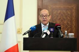 فرنسا : لا بديل عن حل الدولتين لانهاء الصراع