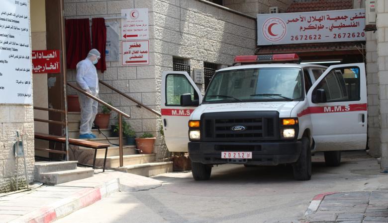 فلسطين : عشرات الوفيات وآلاف الاصابات بكورونا