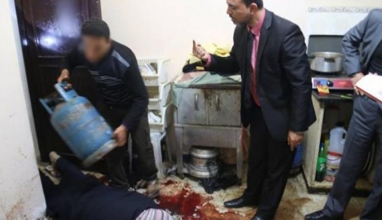 قاتل المواطنة نسرين ابو حسنين أعدم جنينها ووأد فرحة أطفالها بتخرجها