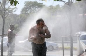 الهروب من درجات الحرارة العالية في تركيا